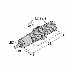 FCS-M18-AP8X Turck Flow...