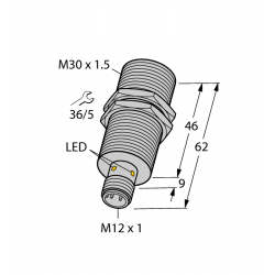 Bi10-M30-Y1X-H1141 Turck...