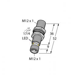 BI3U-MT12-AP6X-H1141 Turck...