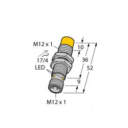 NI8-M12-AP6X-H1141 Turck...
